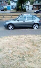 STREETWISE SE TD 5 DOOR HATCHBACK DIESEL CAR/ NICE CAR UNDER 55,000 MILES EXCELLENT BUY.