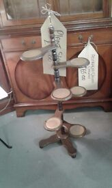 VINTAGE VERY UNUSUAL PLANT STAND £24.00