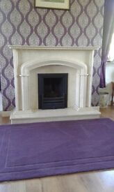 Fire surround