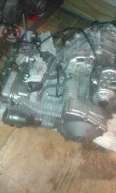 BANDIT 600 spares