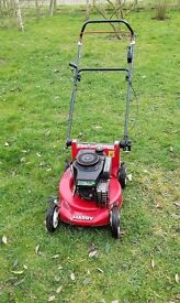 Harry Petrol Lawnmower, without grass box
