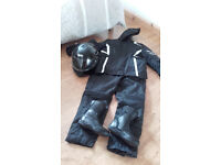 Motorcycle Kit (Ladies) - Jacket/Trousers/Boots and Helmet