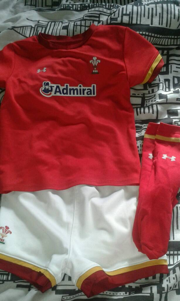Wales Rugby Kit