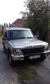 Land Rover Discovery Td5 Auto - 2003