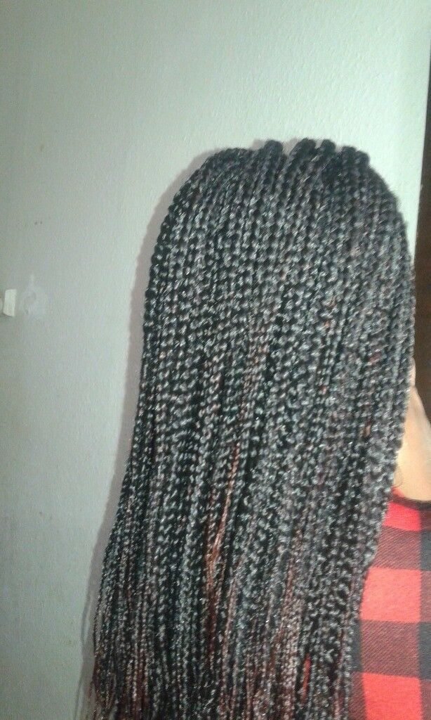 Hairdressing Braid Weave Plaits Hair Extensions Back To School