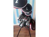 Dunlop Golf Set And Bag