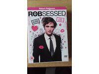 Robsessed 2 DVD Box Set Robert Pattinson