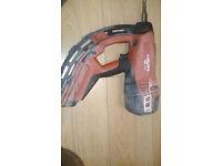 HILTI GX120 NAILER NAIL GUN