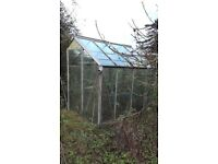 Reduced Glass green house AGL