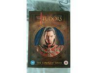 Tudors DVD Complete Series
