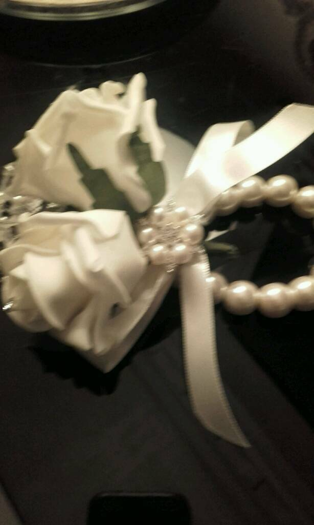Wedding Wrist Corsages