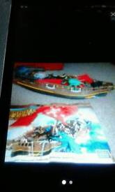 MEGABLOCKS PIRATE SHIP