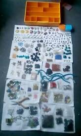 Huge jewellery making lot