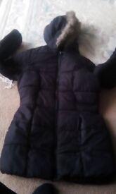 Girls age 10-11 coat