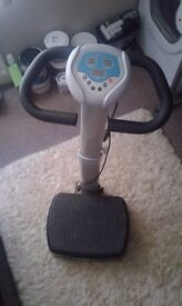 Vibro plate good working condition