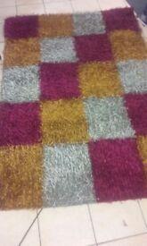 Colourful Arabian carpet