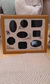 Large collage picture frame