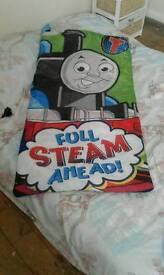 Thomas tank engine sleeping bag