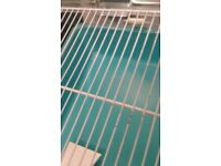 Pets at Home Medium Plastic Hamster Home / Cage in Bright Blue