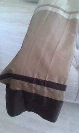 NEXT EYELET CURTAINS - FULLY LINED IN EXCELLENT CONDITION.