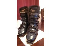 Solomon Evolution 6.0 Ski boots Almost new (used on only 3 days)