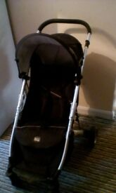 britax b mobile buggy /pushchair