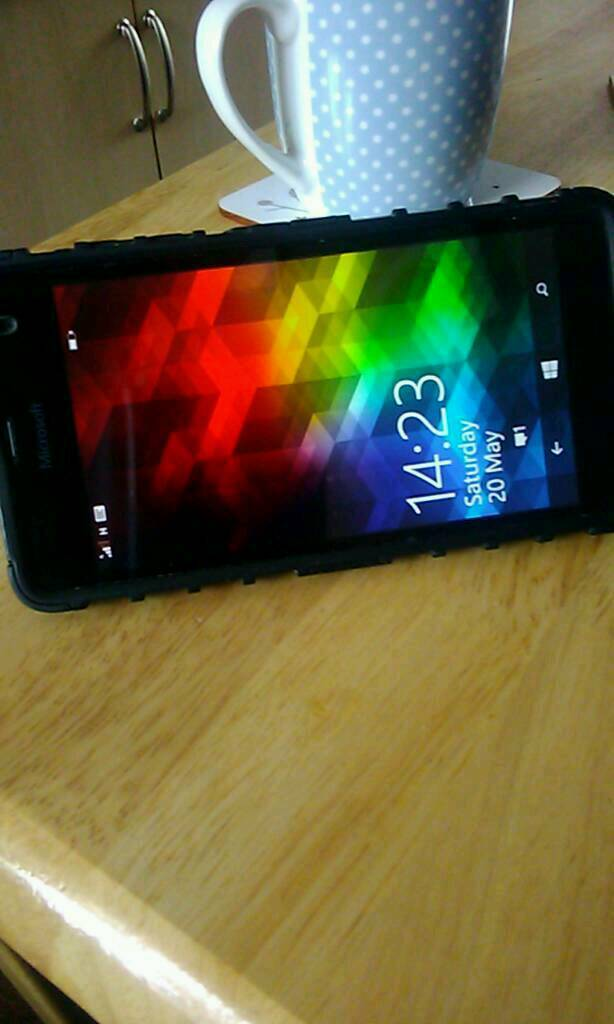 Mobile Phonein Darlington, County DurhamGumtree - Nokia lumia 535 unlocked for any network in excellent condition Screen Size 5.00 inch Resolution 540x960 pixels Storage 8GB Processor1.2GHz quads core Ram 1GB Rear Camera 5 mega pixel Front Camera 5 mega pixel OS Windows 8.1Battery Capacity1905mAh...