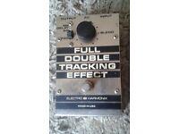 Vintage Eletro Harmonics Full Double Tracking Effect Pedal, Ex condition,