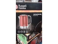 "BRAND NEW !!! Electric KETTLE "" Russell Hobbs "" 1.7L WINDSOR"