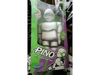 Pino, the early 2000's toy robot