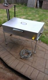 Oven cleaning dip tank electric 3kw