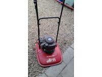 Lawnmower Allen 4 stroke petrol hover mower