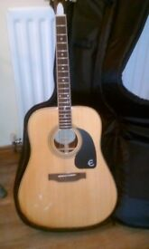 EPIPHONE GUITAR(EXCELLENT CONDITION)
