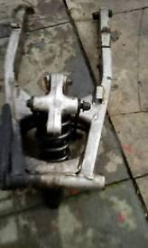 Gsf600 swing arm