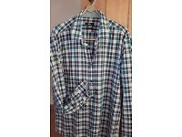 Hugo Boss Large Check Shirt