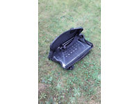 Music stand for sale with a nice carrying bag - needs to go this week!