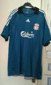 Vintage Liverpool shirt size 2XL