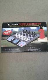 Talking Chess Professor