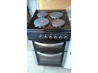 Belling electric cooker with grill & fan oven