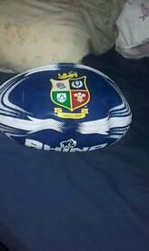 Genuine rugby balls