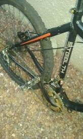 Diamondback stealth mountain bike