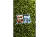 Assassin's Creed Rogue, Farcry 2