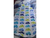 0.6 months baby sleeping bag