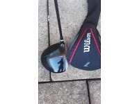 BARGAIN WILSON PROFILE DRIVER NEW