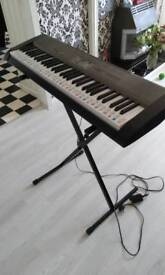 Casio keyboary with stsnd