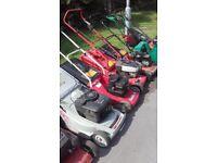 Lawnmowers end of season sale £50 each