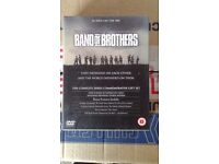 Band of Brothers box-set 5dvds