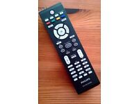 Genuine Philips 2422 5490 1436 DVD Recorder Remote Lost Yours? Need a Spare?