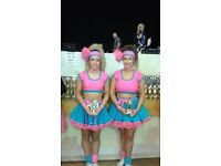 Freestyle doubles costume