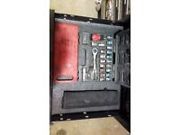 Guy Martin tool box & tools, due to time wasters im readvertising